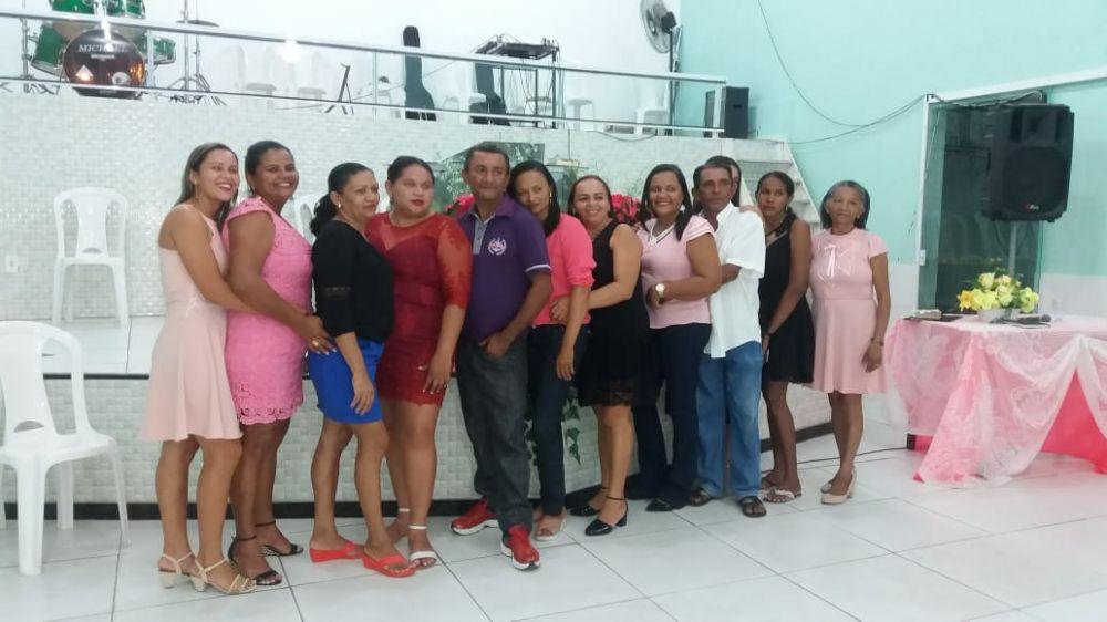 foto do arquivo da diretoria do STTR de Cabeceiras