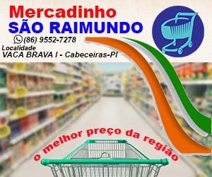 MERCADINHO SÃO RAIMUNDO 300 X 600