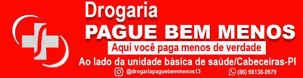 DROGARIA PAGUE BEM MENOS HOME 3