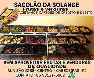 SACOLÃO DA SOLANGE