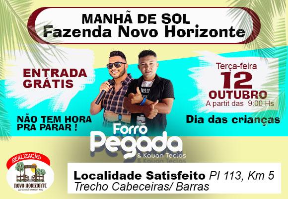 FAZENDA NOVO HORIZONTE FESTA DA CRIAANÇA