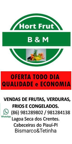 hort frut B e M 05 JULHO 2020