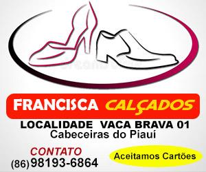 FRANCISCA CALÇADOS 300 X 250