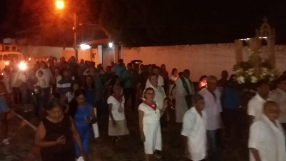 Multidão prestigia a abertura dos festejso de São josé em Cabeceiras do piauí